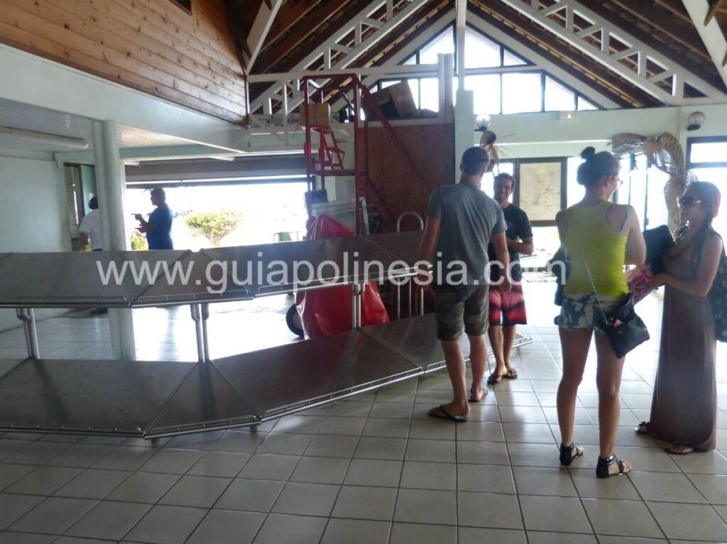 Aeropuerto de Huahine
