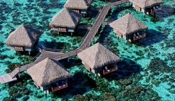 Alojamiento en Tahití