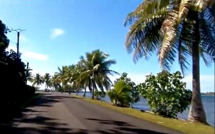 Carretera de Raiatea