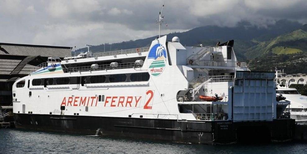 Ferry Aremiti