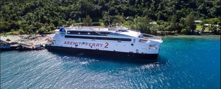 Ferry aremiti 2