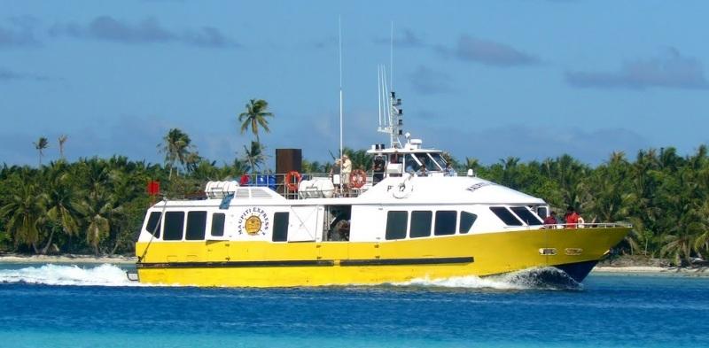 Ferry de Maupiti
