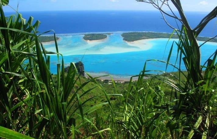 Motu Paeao en Maupiti