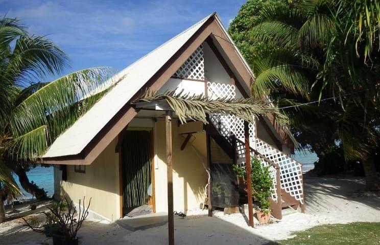 Pensión en Maupiti